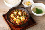 山椒香る麻婆豆腐