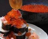 いくらこぼれ寿司♪ ◆自慢のお寿司も召し上がれ◆