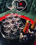シャンパン2本以上ご注文で、シャンパンタワー(3段)できます…