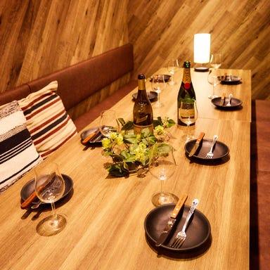 全150種食べ放題&飲み放題 TESORO(テゾーロ)天神店 店内の画像