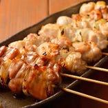 コッコちゃん自慢!北海道2大ご当地焼鳥【高鮮度の国内産鶏肉を使用】