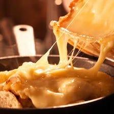 とろ~りあつあつラクレット 2種のジャガイモにかけるハイジのチーズ
