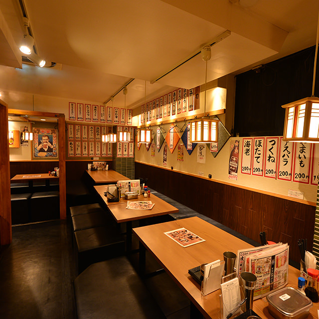 田町 大阪屋台酒場 串マル