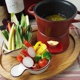 ★静岡野菜★ 新鮮な地元食材をオリジナルレシピでご提供♪