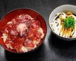てこね寿司・伊勢うどんセット 1,600円