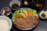 松阪牛 ステーキ御膳