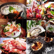 佐渡沖直送鮮魚を使用した海鮮和食