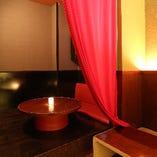5つのモチーフ・完全個室 お茶漬けBAR&ビストロ