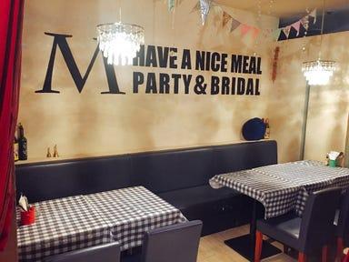 garden cafe M (ガーデンカフェ エム) 店内の画像