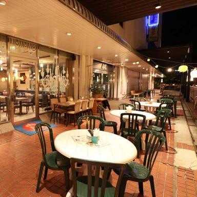 garden cafe M (ガーデンカフェ エム) コースの画像