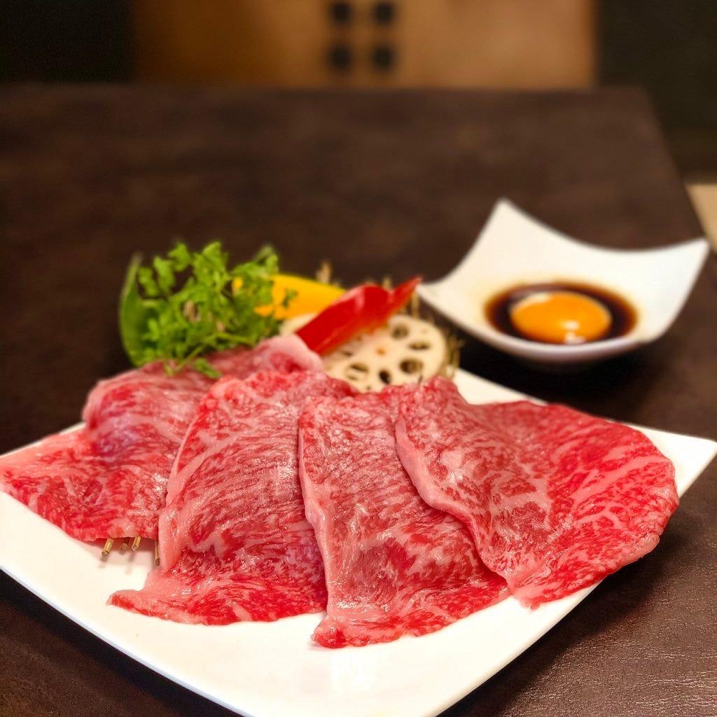 【宴会】厳選肉のお任せコース120分飲み放付き8000円