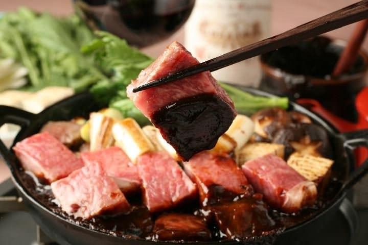 文明開化の味【味噌牛鍋】を粋に食す