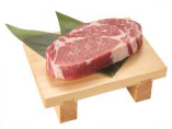 上ロースステーキ ロースの柔らかい上質な中心の部位のみ使用☆
