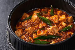 麻婆豆腐(四川風)