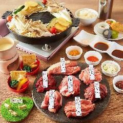 しゃぶしゃぶ 燒肉食べ放題 めり乃 新宿店