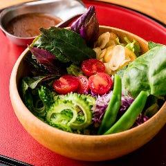 沖縄農園サラダ