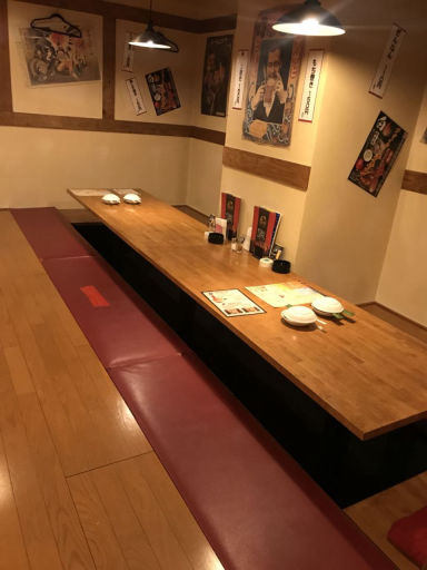 すみやき家 串陣 中神店 店内の画像