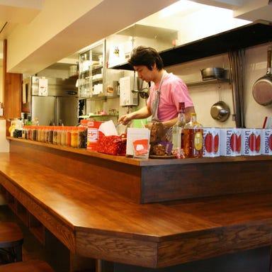 初台スパイス食堂 和魂印才たんどーる 店内の画像