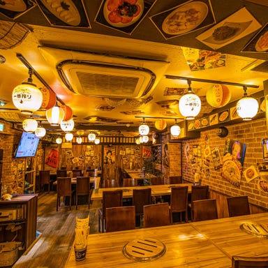 焼肉&ホルモン 江戸門 新橋店  店内の画像