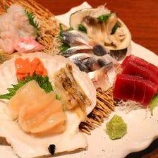 産地直送にこだわり新鮮・海鮮料理!