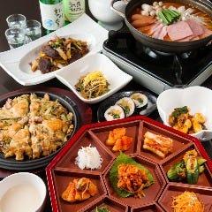 韓美食 オンギージョンギー