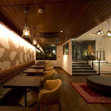 cafe&dining Bambi  店内の画像