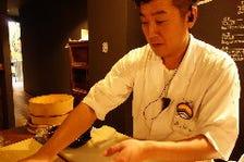 寿司職人が握る本格寿司