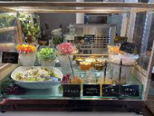 野菜たっぷりブッフェで健康ランチ!