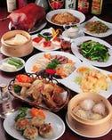 宴会に最適なコースなら 中華料理を一通り楽しめます!