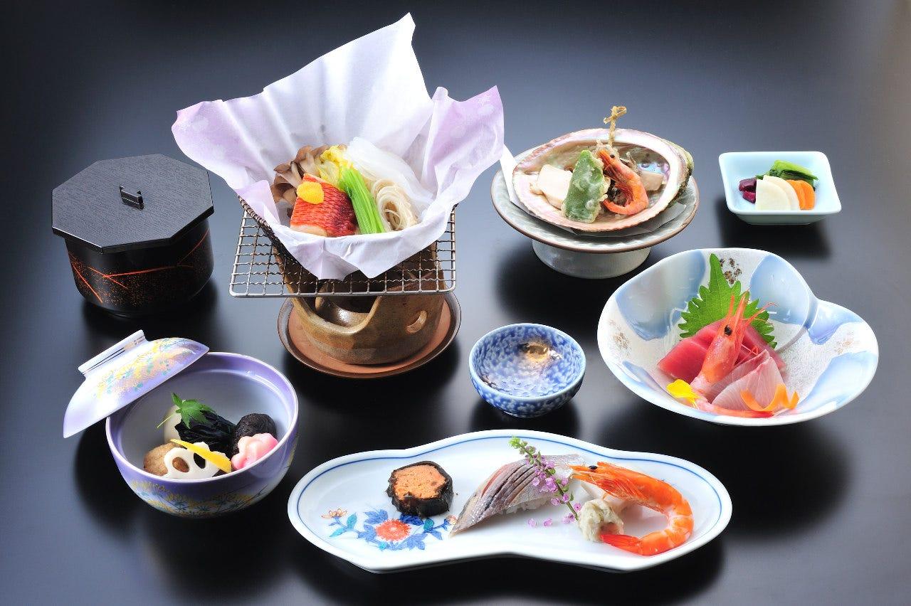 ■福寿草(ふくじゅそう)膳■
