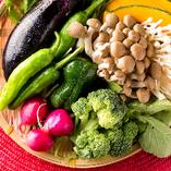 中央卸売市場豊島市場直送の新鮮野菜をふんだんに使用【東京都中央卸売市場豊島市場】