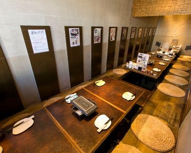 釜飯と串焼 とりでん 伊丹瑞ヶ丘店 店内の画像