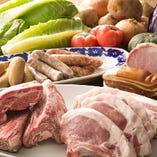 食材にこだわり、化学調味料や保存料など使わず手作り料理を提供