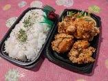 特製鶏唐揚げ(5個)弁当