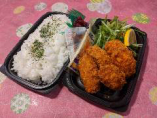 カキフライ(5個)弁当