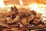 香美鶏焼盛り