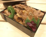 鳥取ブランド和牛オレイン55牛焼肉重(特製タレ焼)
