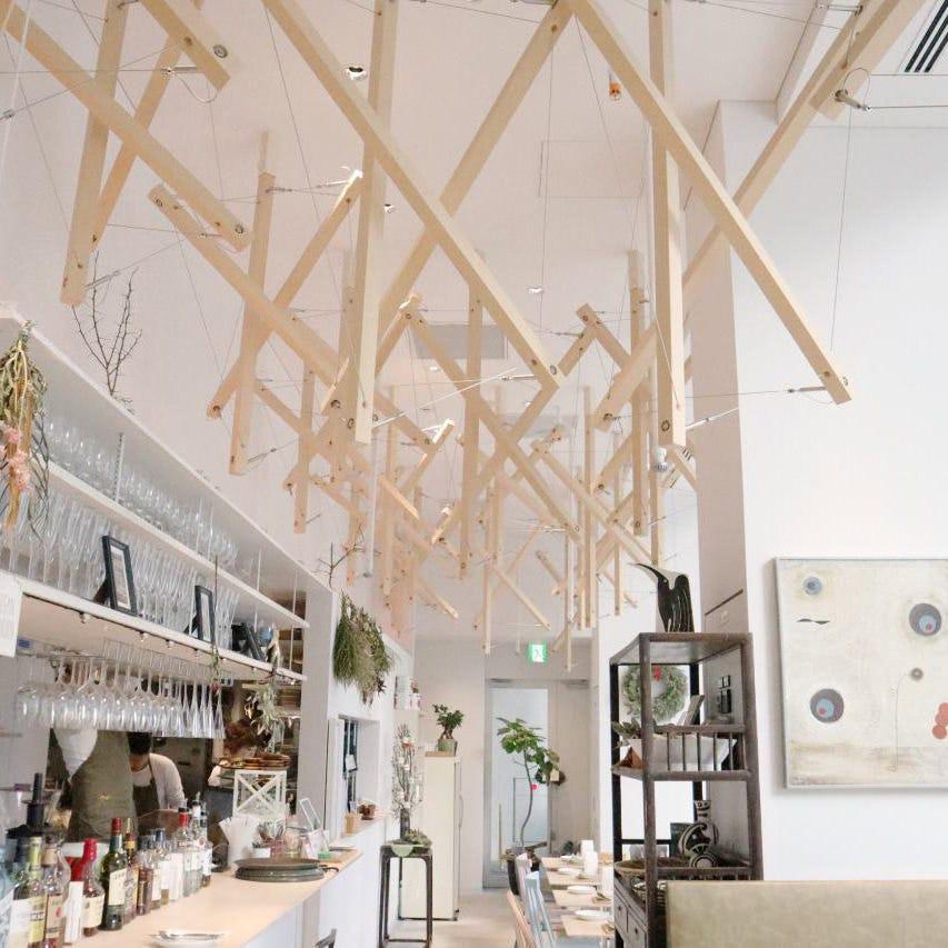 著名建築家のデザイン空間を贅沢に