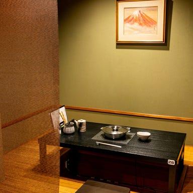 鉢の木  店内の画像