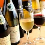 【国産ワイン】 和食に合う国産ワインをご用意しております