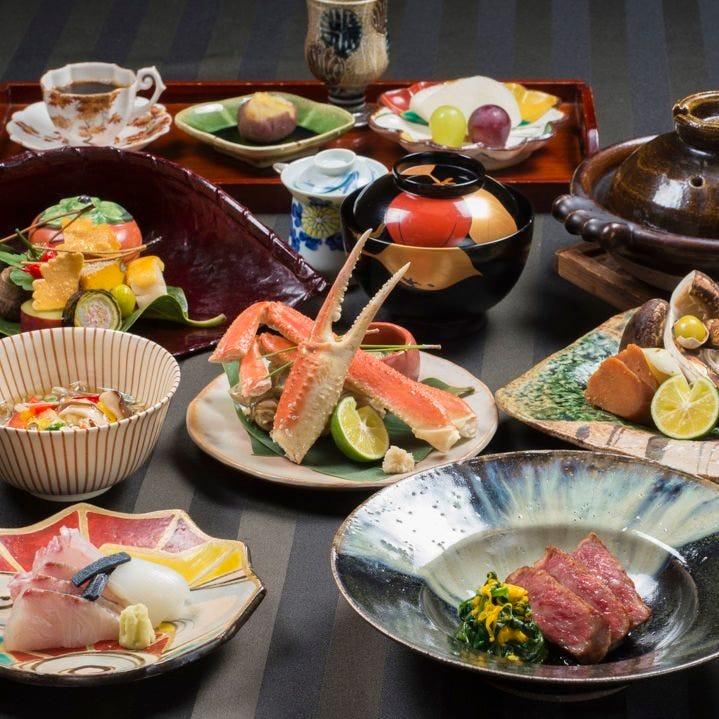 日本の四季を五感で感じる 京料理の型におさまらない会席料理