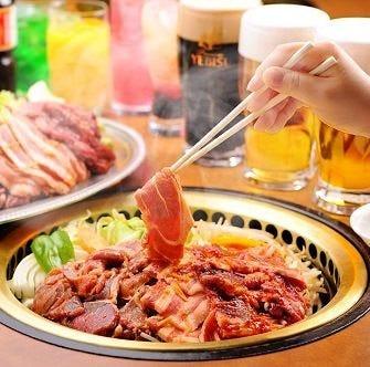 サッポロビール仙台ビール園 名取本館 コースの画像