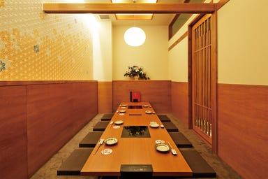 GOCHISO‐DINING 雅じゃぽ 名古屋名駅店 店内の画像