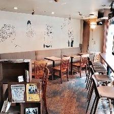 ◆おしゃれなカフェでパーティー◆