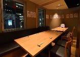 完全個室|会社宴会や歓送迎会に【片側ソファー席(10名様~最大12名様迄×1室)】