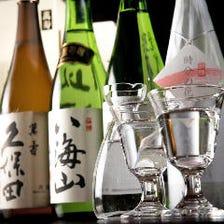 越後の米と水が生んだ銘酒の数々
