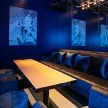 6名様までの完全個室は1組様限定。接待やお祝いの席などにお勧め