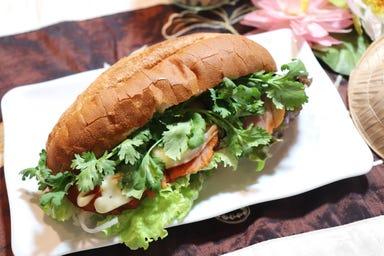 Faifo Vietnam Cuisine こだわりの画像
