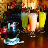 ベトナムコーヒー/ソフトドリンク各種