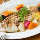 四季折々の魚介料理をご堪能いただけます